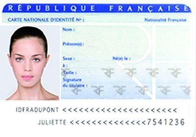 photo identité carte identité CARTE D'IDENTITÉ   Les monts d'Aunay